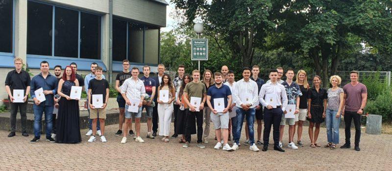 Abitur 2020: Geschafft trotz erschwerter Bedingungen