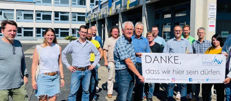August-Horch-Schule nimmt 33 Berufsschulklassen aus Ahrweiler auf
