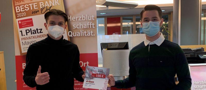 Planspiel Börse: HBF Wirtschaft in Nachhaltigkeit ganz groß!